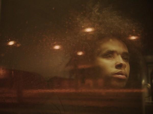 Self Portrait, Train to Bern