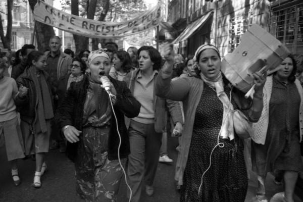 Femmes en lutte Naima Yahi