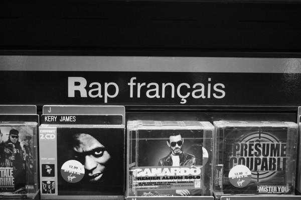 Rap Francais, Paris