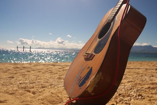 Beach Guitar