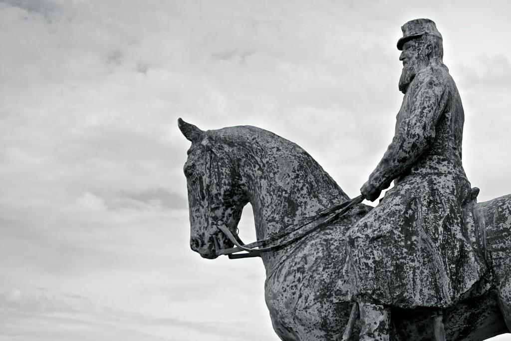 King Leopold II statue, Ostend