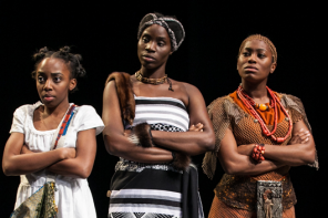 Theatre Review: 'How Nigeria Became: A Story and A Spear That Didn't Work'