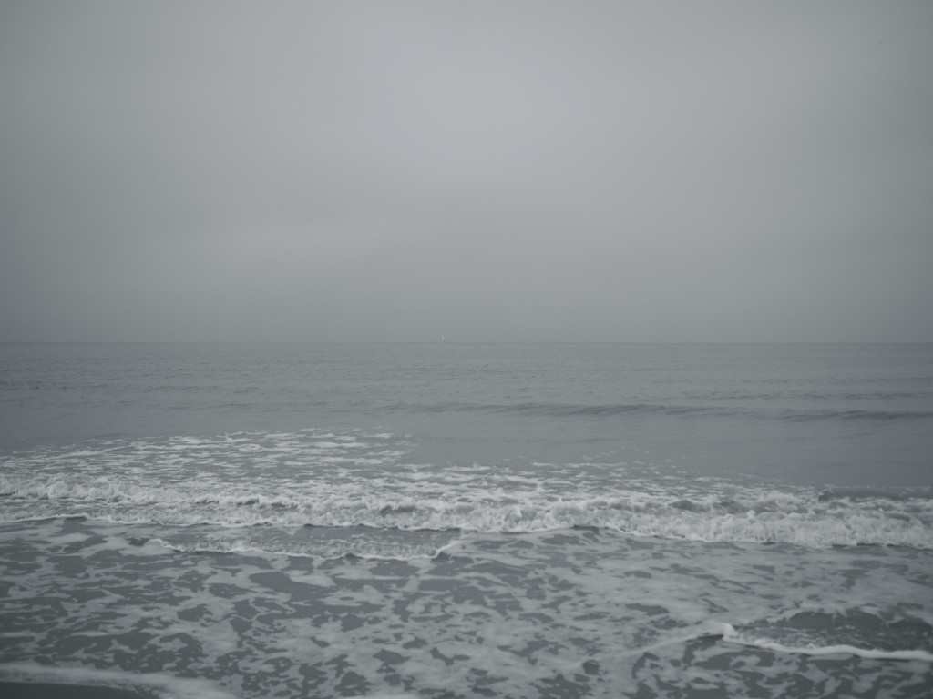 A view of the North Sea