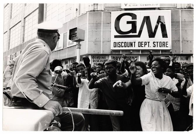 © Charles Moore, Birmingham, Alabama 1963