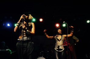 New York with Les Nubians