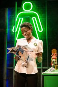 Estella Daniels as Sophie (c) Scott Rylander