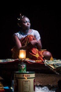 Joan Iyiola as Suzanne. (c) Marc Brenner