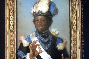 Gustav Badin – 18th Century Afropean Swedish Nobleman