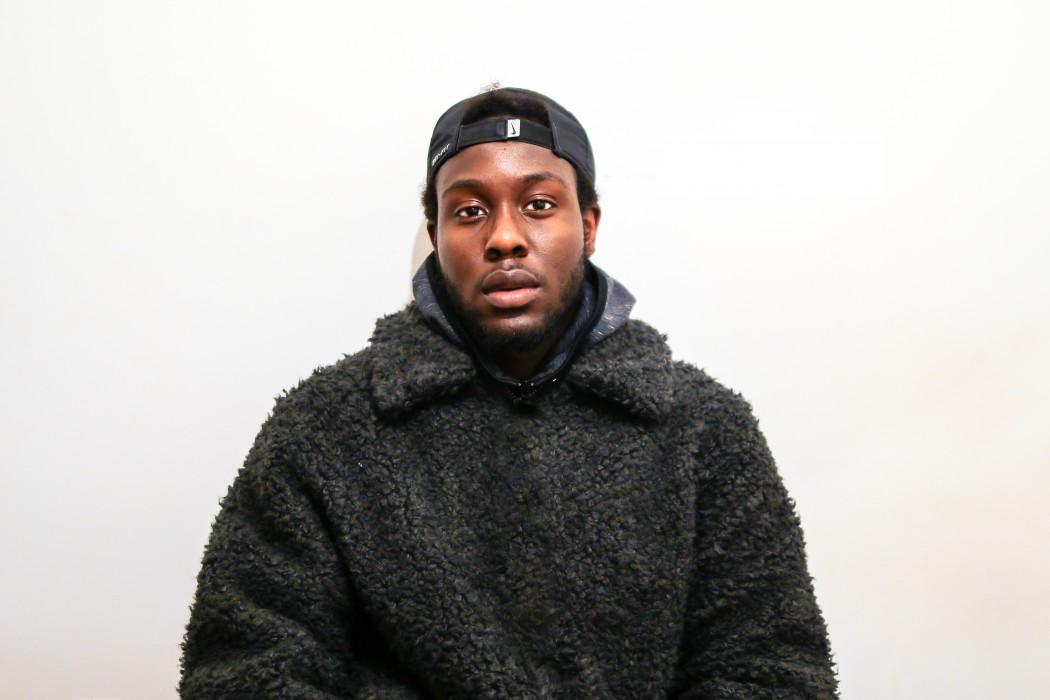 Caleb Femi - Young People's Laureate for London 2017