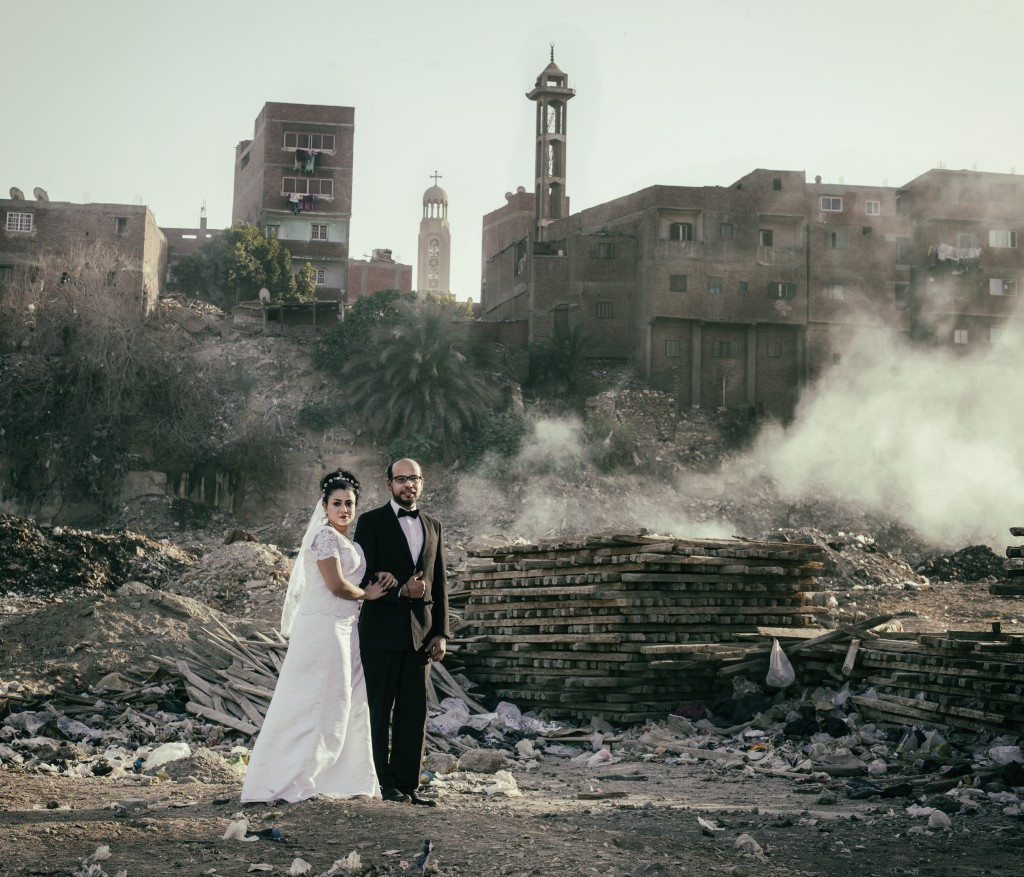 Blessed Marriage, Egypt Cairo 2015 (c) Roger Ainis