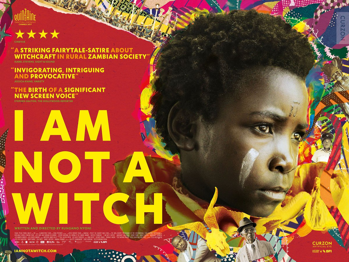 Film Review: I Am Not a Witch | Afropean – Adventures in Black