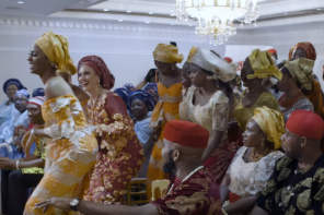"Nollywood Movie-""The Wedding Party 2″ to be released at Kinepolis Belgium"