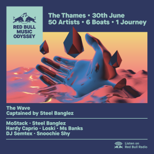 The Wave captained by Steel Banglez @ Red Bull Music Odyssey 2018