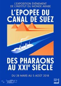 V_AFFICHE Canal de Suez