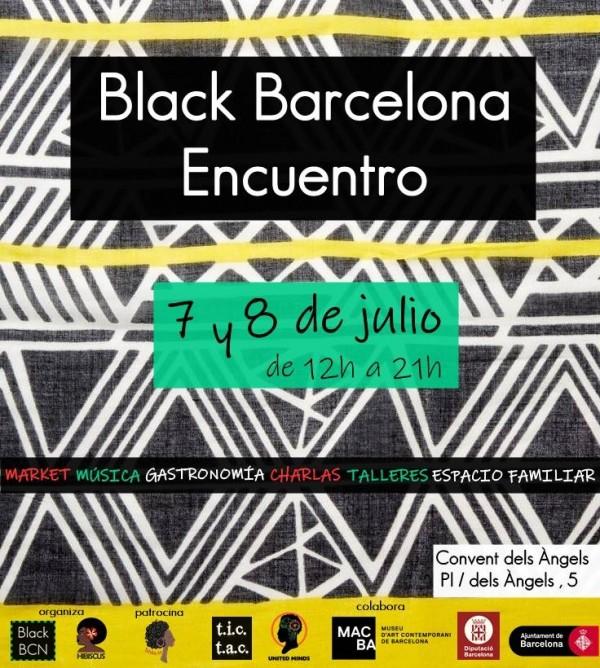 Black Barcelona 2018