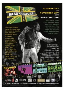 Bass Culture 70/50: The UK's largest Jamaican music exhibition highlights Windrush's impact on Britain