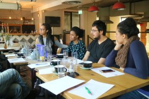 Mixed Race and the Media: Notes from a Workshop