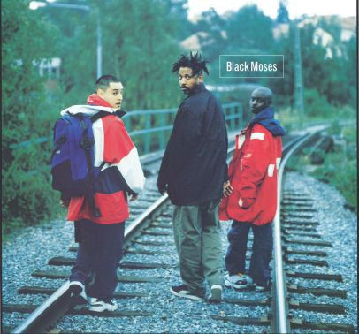 Black Moses, 90's Swedish hip-hop/soul/jazz/spoken word group