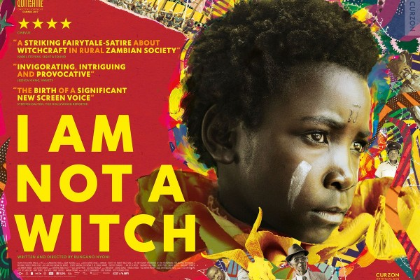 "Poster for ""I am not a witch"""